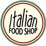 Italian Food Shop logo