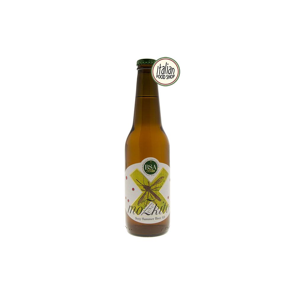 Birra Hybrid Ale Mozkito
