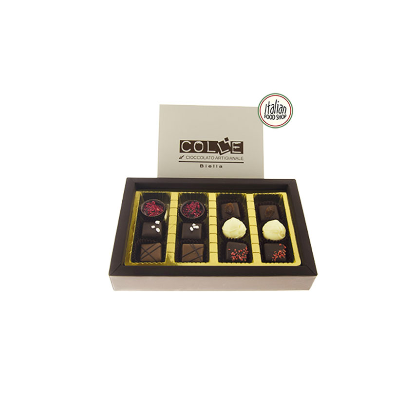 Confezione regalo cioccolateria colle